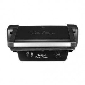 Tefal  Family Toast Izgara ve Tost Makinesi Siyah
