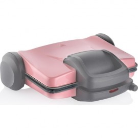 Schafer Tosthaus Tost Makinesi Pembe