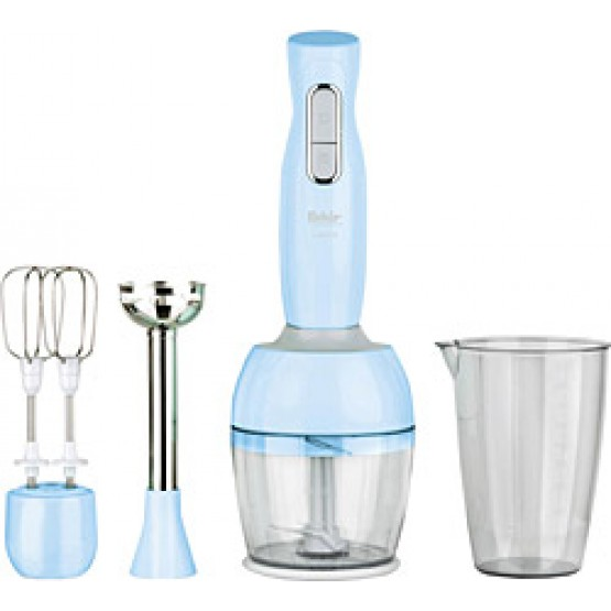 Fakir Lucca Blender Set Mavi