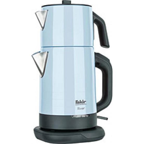 Fakir River Çay Makinası Mavi