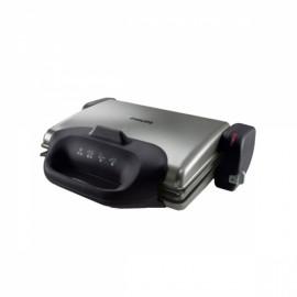 Philips Izgara Tost Makinası Gri HD4467/90